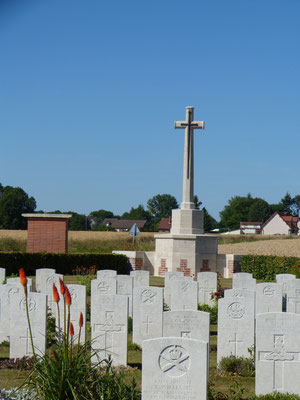 Longueval Road Cimetery