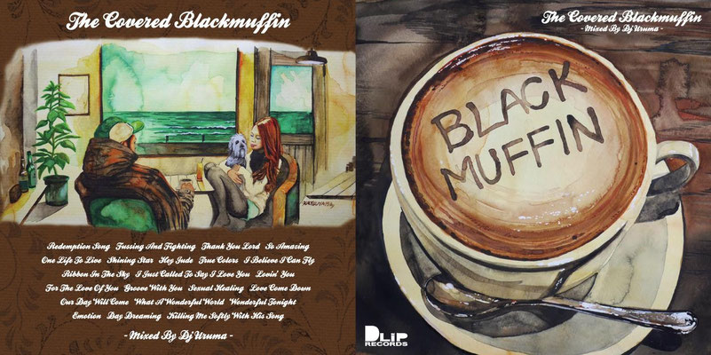 DJ URUMA/The Coverd Blackmuffin