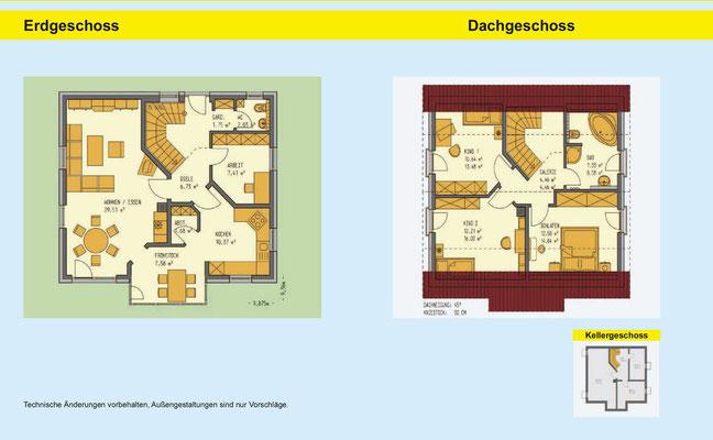 Metzgerhaus Amberg Fichtenhof Hausytyp Sonnenschein