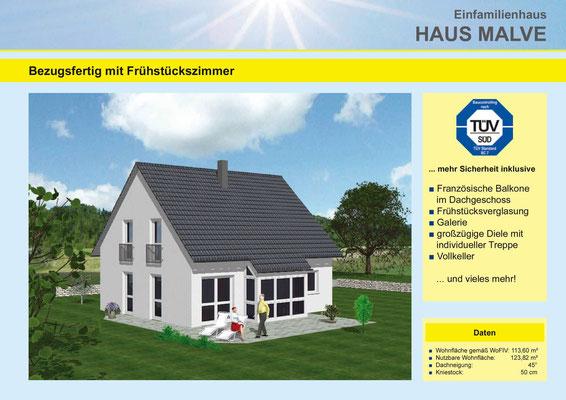 Metzgerhaus Amberg Hausytyp Sonnenschein