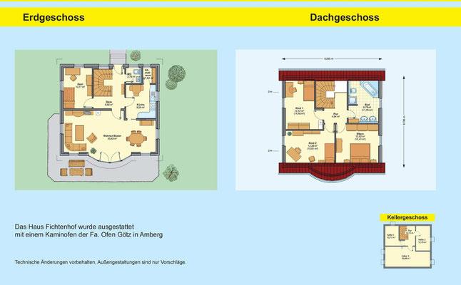 Metzgerhaus Ammerthal Fichtenhof Hausytyp Fichtenhof