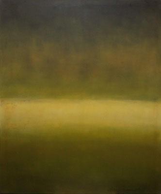 Faszination Rothko et cetera 33, Öl auf Leinwand, 100x120x2 cm, 2004, CHF 2'200