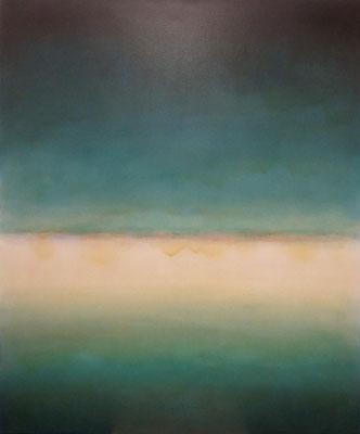 Faszination Rothko et cetera 31, Öl auf Leinwand, 100x120x2 cm, 2004, CHF 2'200