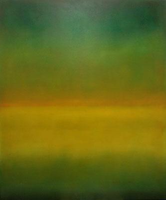 Faszination Rothko et cetera 34, Öl auf Leinwand, 100x120x2 cm, 2004, CHF 2'200