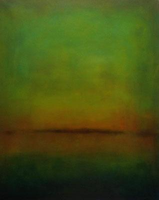 Faszination Rothko et cetera 38, Öl auf Leinwand, 80x100x2 cm, 2004, CHF 2'200