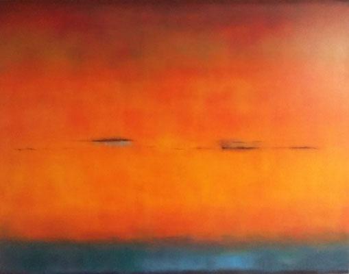 Faszination Rothko et cetera 11, Öl auf Leinwand, 180x140x4 cm, 2004