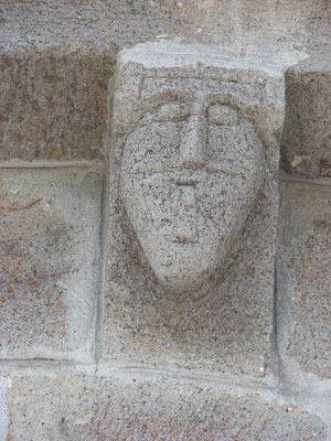 Eglise St Blaise - 7 péchés capitaux : l'Envie