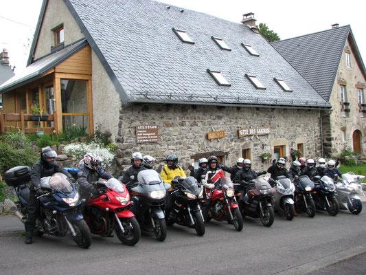 Rando à motos