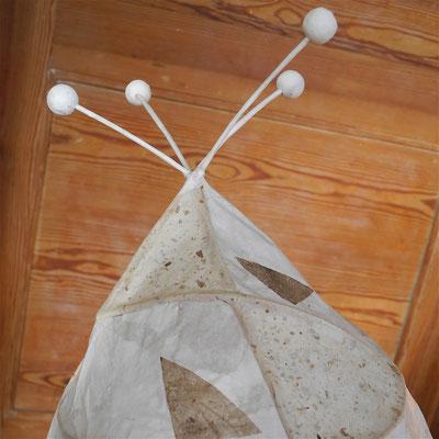 Detail Tischlampe