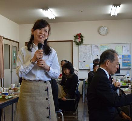 美樹さん、わたしの後に、転入会の方が続いて嬉しいです