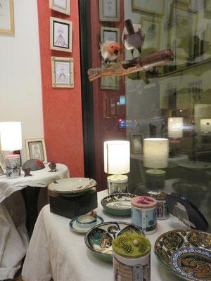 Lampe de Isabelle Malet  - céramiques de Nahzoo