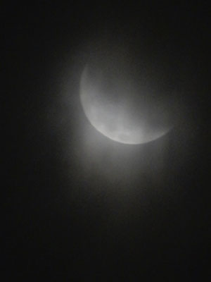 LINA - photo - lune - Mer rouge -
