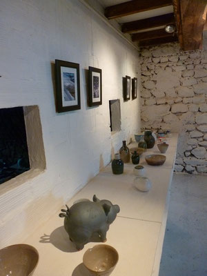 Atelier / galerie - Chalaux