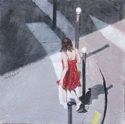 mehrzad Najand - peinture acrylique - 2019