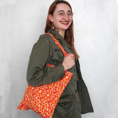 Agathe de Filippi - petit sac coton