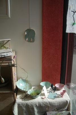 Sophie Gallé-Soas - bols et coupes - céramiques