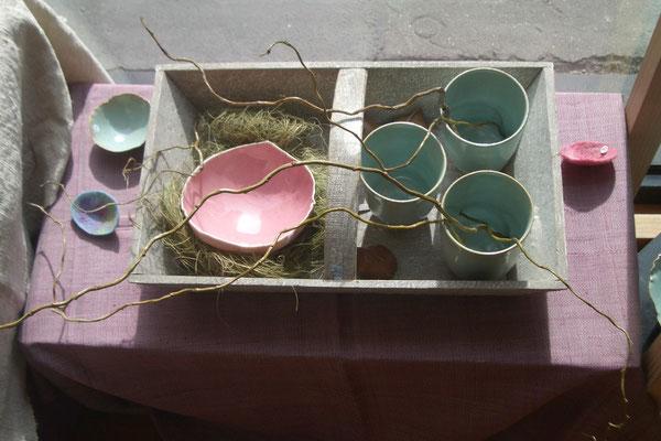 Sophie Gallé Soas - tasses et bols céramiques