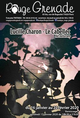 Exposition Lucille Charon-Le Cabellec, photographies
