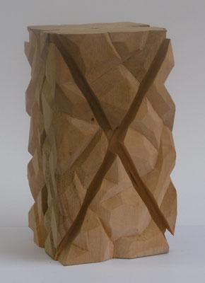 Damien Granelle - sculpture sur bois
