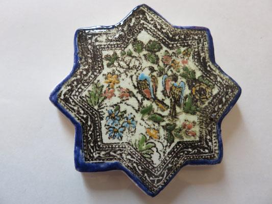 Partoazar- carreau de céramique émaillé