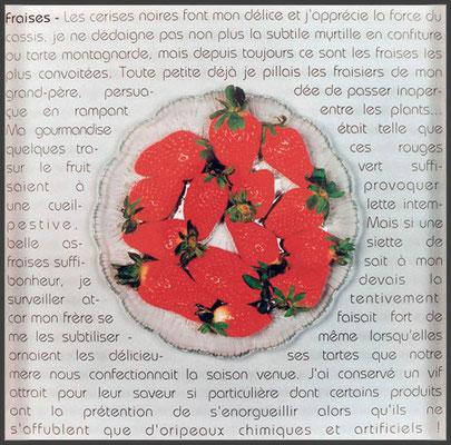 Marie Hélène Le Ny - Photo - fraises