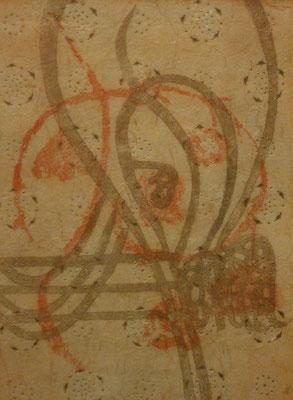 Christel Claudius - gravure -