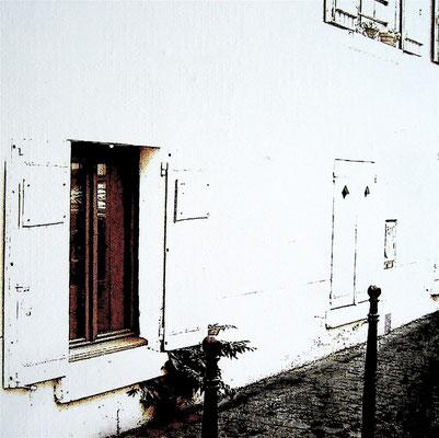 Jacques Cauda - Pastel photographique -   20ème
