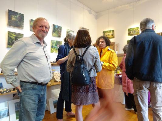 Vernissage de L'exposition de Delphine Germain - Jeudi 6 juin 2019