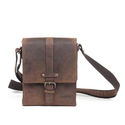 Kasser - sac en cuir de vachette - marron