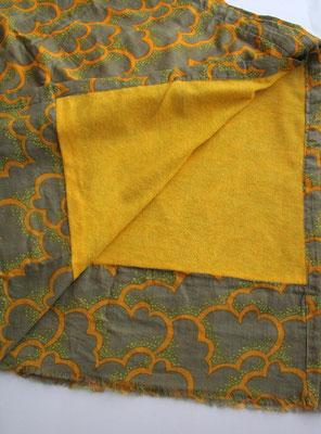 Agathe de Filippi - Paréos/serviettes ( tissu d'un coté et éponge de l'autre )