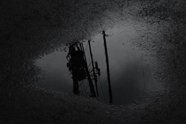 LINA - photo - Terre Noire et  asphalte