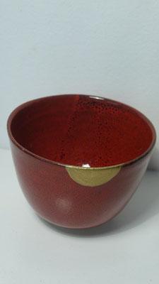 Sophie Gallé-Soas - céramique - grès - tasse  10cm de diamètre -
