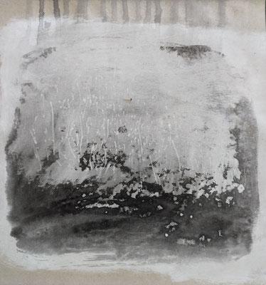 Vajid Amini - peinture -