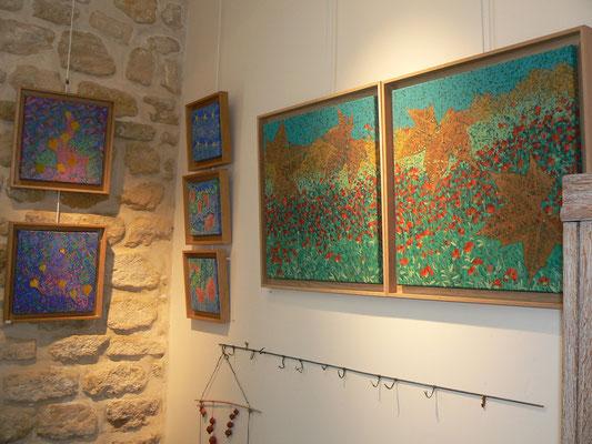 Peintures de Françoise Trotabas