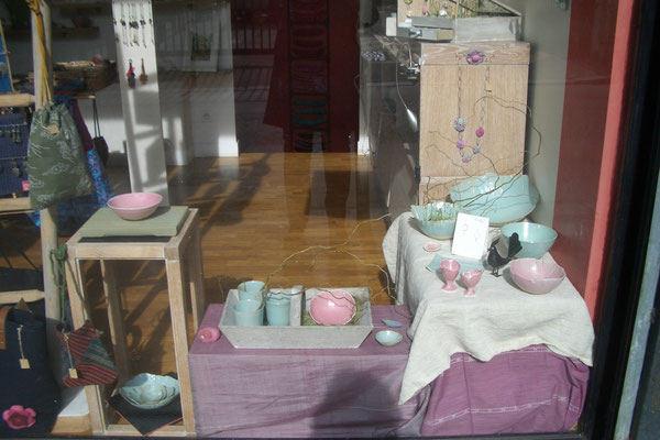Sophie Gallé-Soas - bols, coupes, et tasses -  céramiques