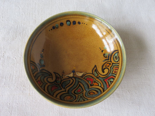 Darya Alishah- céramique - assiette