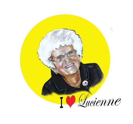 Lucienne Moreau 2014 par Ida Polo