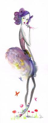 Violette, Vendu