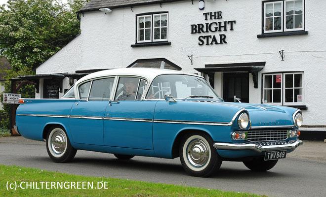 Vauxhall Cresta PA (1957 - 1960)