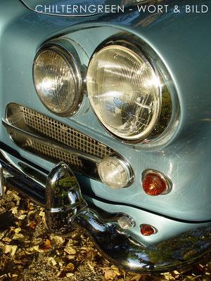 Lagonda Rapide Saloon (1961 - 1964)