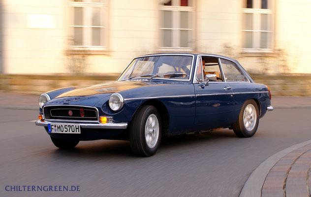 MGB GT (1970)