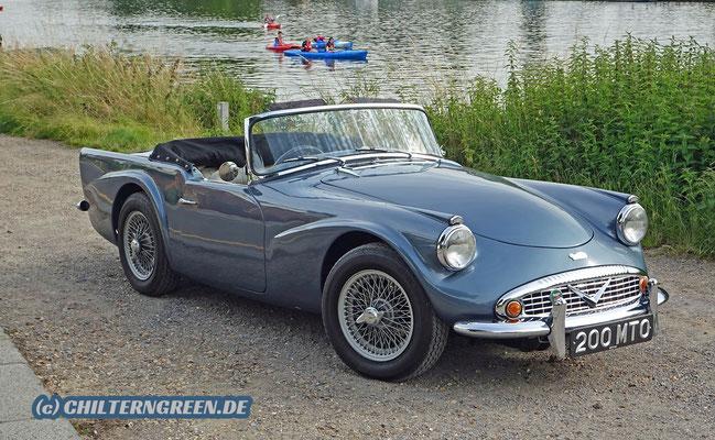 Daimler SP250 (1949 - 1954)