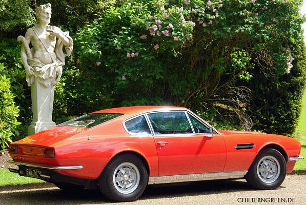 Aston Martin DBS V8 Serie 1 (1969 - 1972)