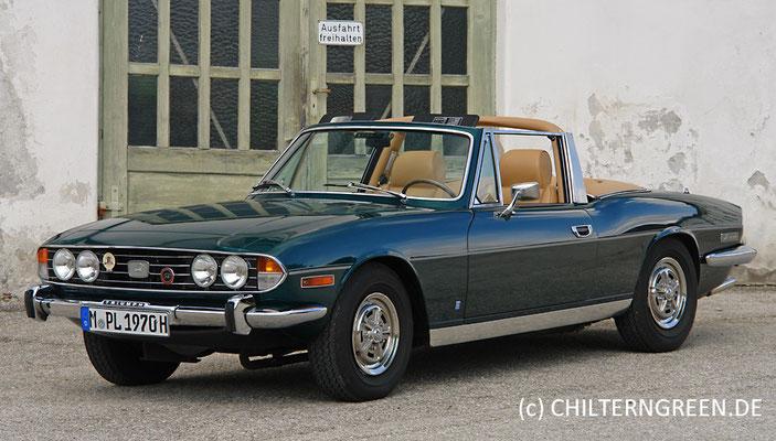 Triumph Stag (1970 - 1977)