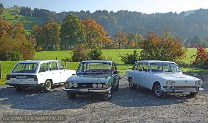 Triumph 2500 Mark 1 & Mark 2 (1963 - 1977)