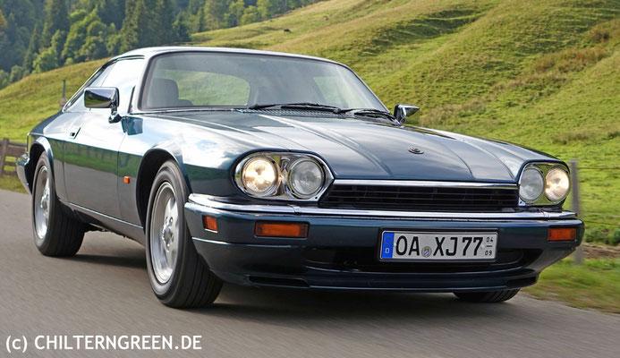 Jaguar XJS 4.0-litre (1991 - 1996)