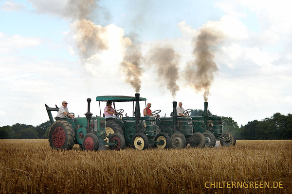 Field-Marshall Tractors (1945 - 1957)