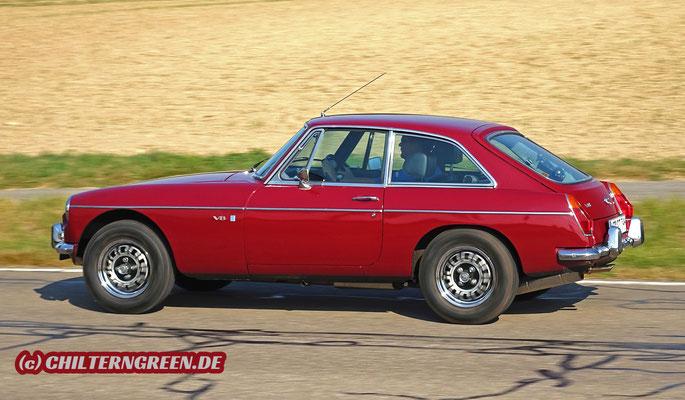 MGB GT V8 (Mk.III) 1973