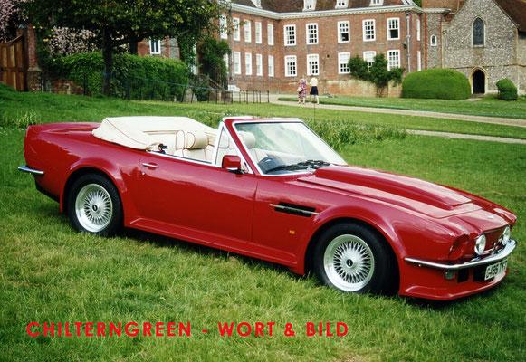 Aston Martin V8 Vantage Volante (1984 -1989)