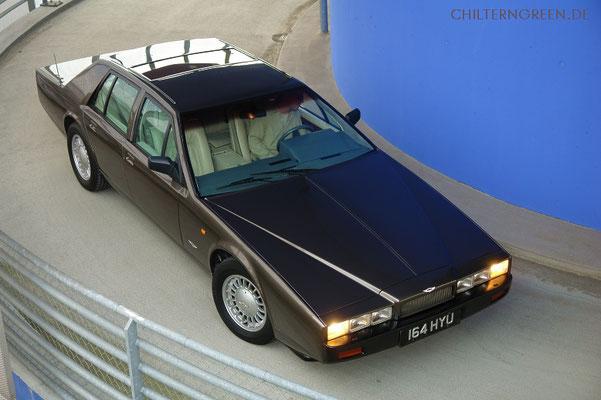 Aston Martin Lagonda Serie 4 (1987 - 1990)
